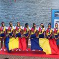 Campioane europene, fetele din barca de 8 plus 1 pregătesc calificarea la Tokyo FOTO World Rowing