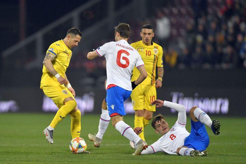 România a fost repartizată în grupa J, alături de Germania, Islanda, Macedonia de Nord, Armenia și Liechtenstein (foto: Imago)
