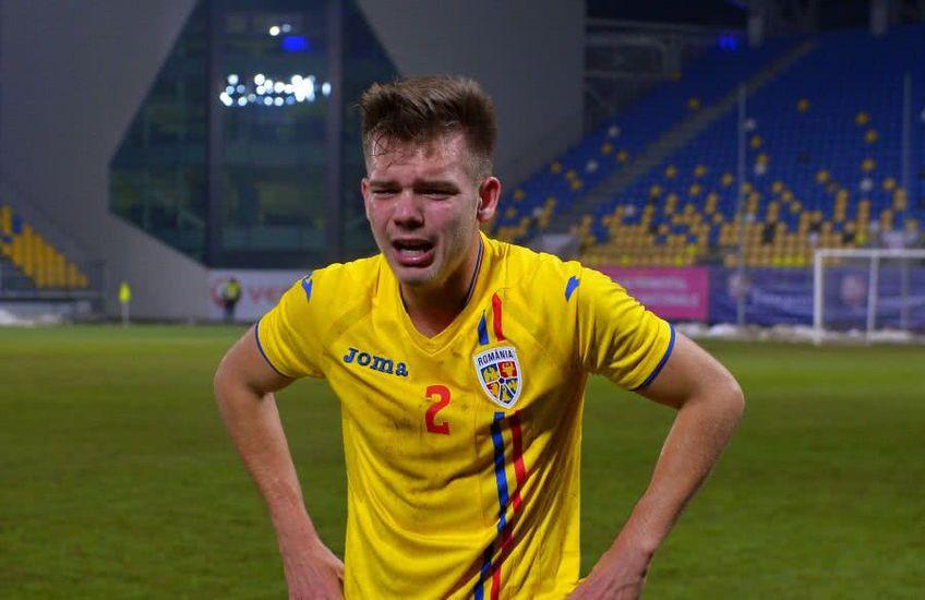 Denis Haruț (21 de ani), viitorul fundaș al celor de la FCSB, a avut multe obstacole în carieră. Marius Croitoru (40 de ani) a povestit cele mai dificile momente.