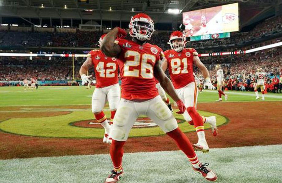 În 2020, Kansas City Chiefs a câștigat Super Bowl LIV, contra lui San Francisco 49ers 31-20, pe Hard Rock Stadium în Florida