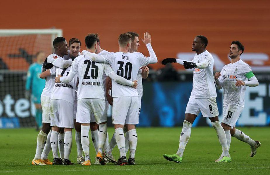 Borussia Monchengladbach - Bayern Munchen 3-2 // foto: Guliver/gettyimages