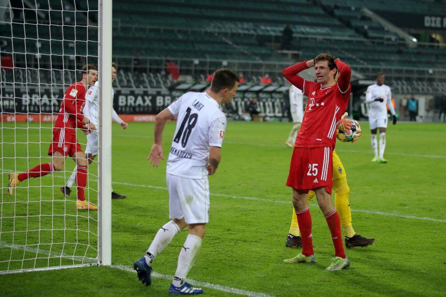Borussia Monchengladbach - Bayern 3-2 // 8.01.2021