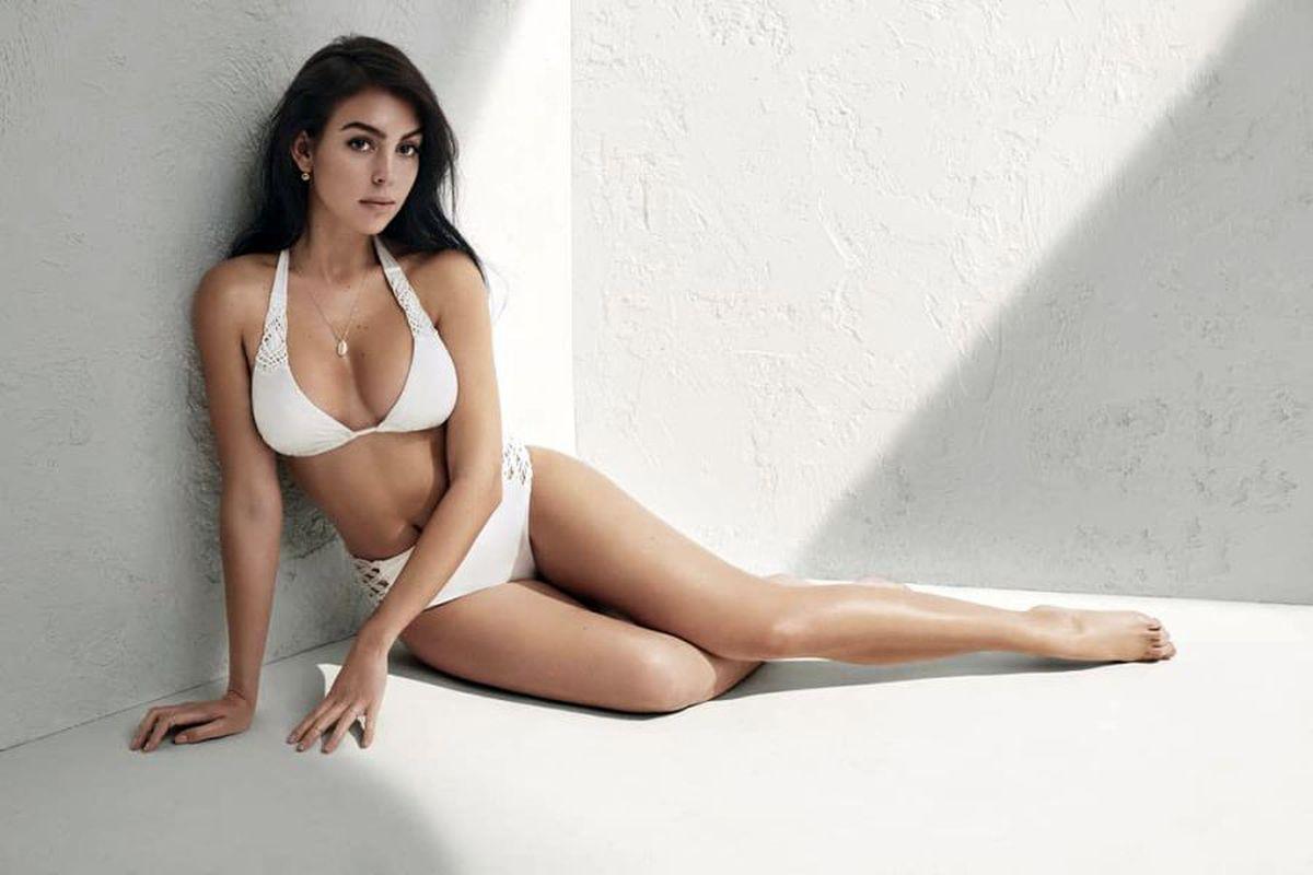 Georgina Rodriguez, iubită Cristiano Ronaldo
