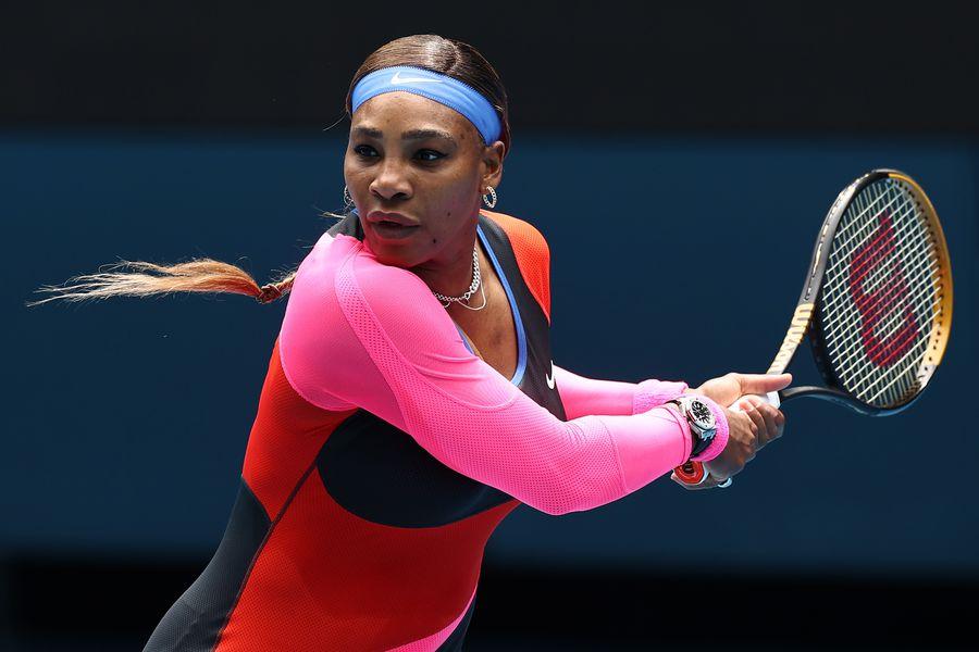 Serena Williams - Australian Open 2021, ziua 1, 08.02. 2021