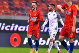 NOTE GSP: Un jucător de la FCSB, cel mai slab de pe teren în meciul cu Academica Clinceni! Cum s-a descurcat debutantul Haruț
