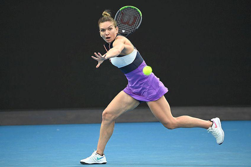 Simona Halep (29 de ani, 2 WTA) debutează luni, 8 februarie, la Australian Open 2021, primul turneu de Grand Slam al anului, cu Lizette Cabrera (23 de ani, 140 WTA)
