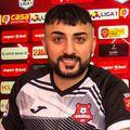 Aias Aosman (26 de ani) FOTO Facebook FC Hermannstadt