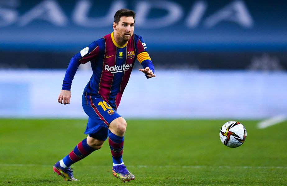 Lionel Messi foto: Guliver/Getty Images