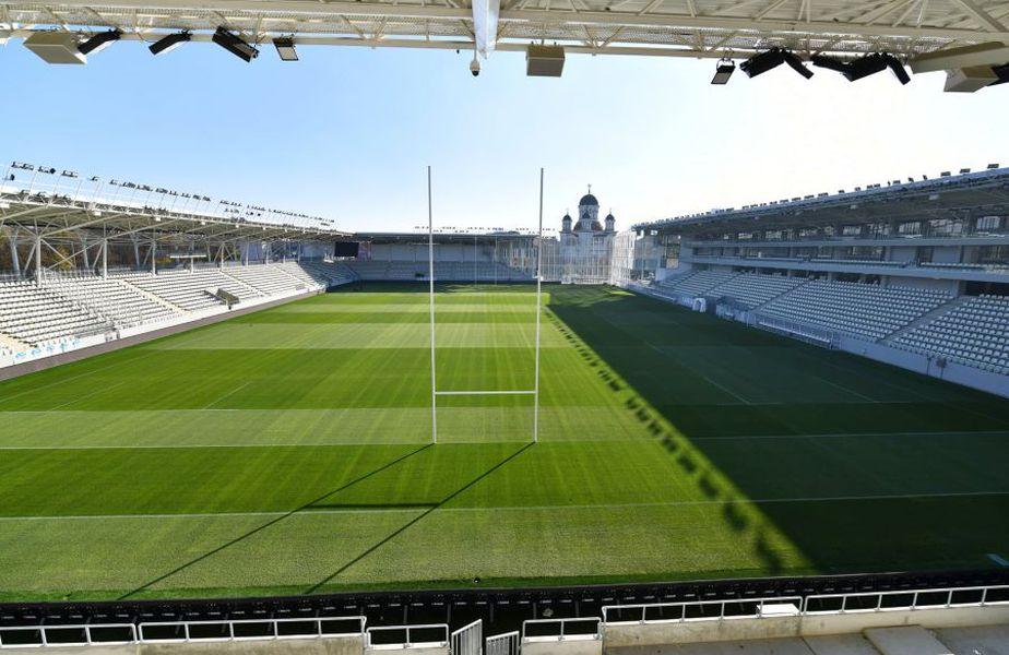 MTS și Federația dispută Stadionul Arcul de Triumf / Sursă foto: Rugby România