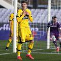 Valentin Mihăilă a înscris în Fiorentina - Parma 3-3 // foto: Guliver/gettyimages