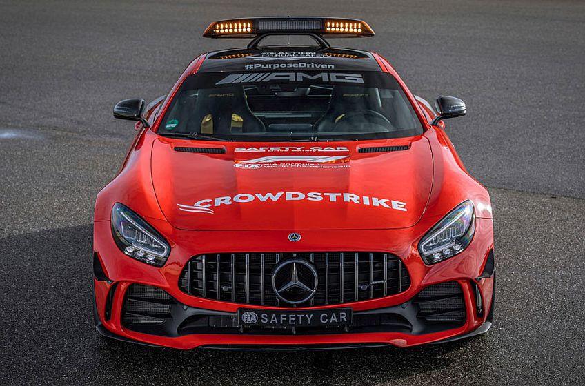 Așa arată noul Safety Car de la Mercedes // FOTO: https://www.formula1.com/