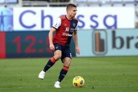 Granzii din Serie A, pe urmele lui Răzvan Marin » Anunțul presei din Italia