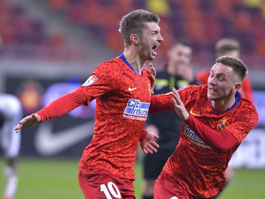 FCSB - Gaz Metan FOTO: sportpictures.eu
