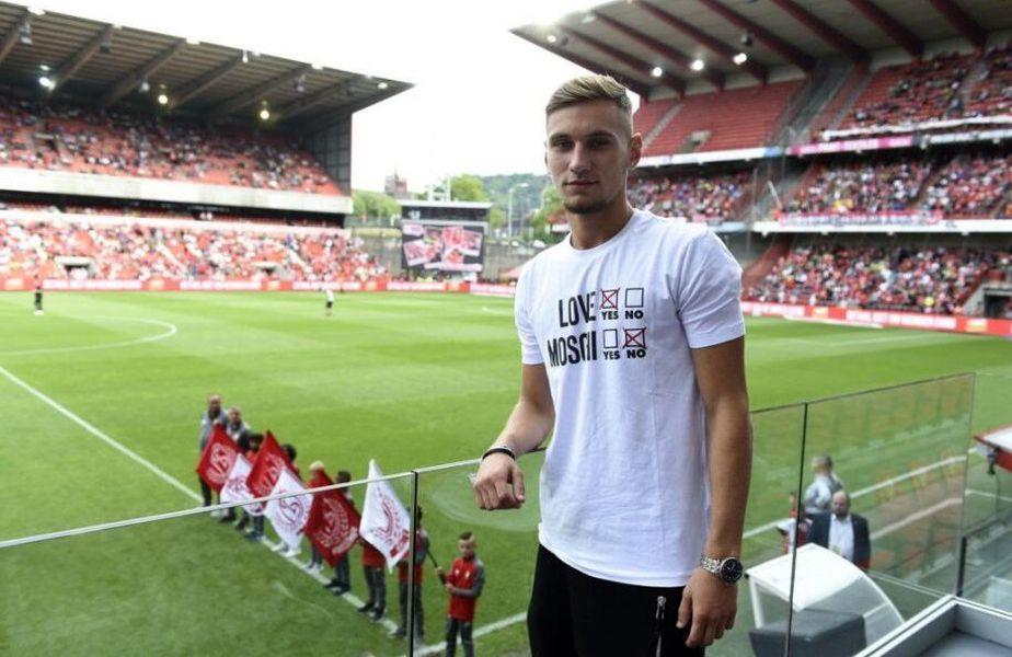 Clubul belgian Standard Liege, la care evoluează și Denis Drăguș, nu a obținut licența pentru următoarea ediție a primei ligi și a fost retrogradat în al patrulea eșalon fotbalistic. Decizia nu este definitivă.