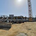 Lucrările la noua arenă din Giulești continuă FOTO: CNI