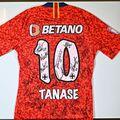 Mihai Stoica și FCSB donează un tricou cu semnăturile tuturor fotbaliștilor roș-albaștri