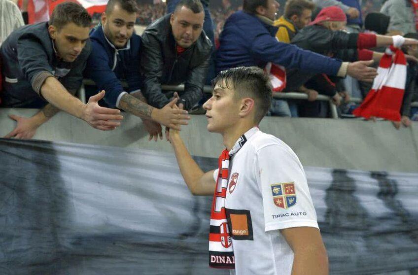 Ionuț Nedelcearu (24 de ani), fundașul central al lui AEK Atena, a devenit membru DDB Elite.