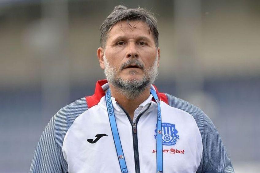 Nicolo Napoli, antrenor Poli Iași