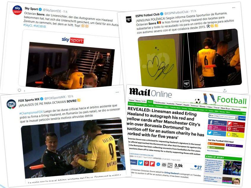 L'Équipe, ESPN, Daily Mail, Sky Sport și Fox News au preluat GSP! Dezvăluirea despre Șovre a făcut înconjurul lumii