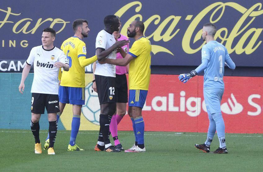 Javier Tebas, președintele La Liga, a comentat scandalul de rasism iscat în timpul meciului Cadiz - Valencia 2-1