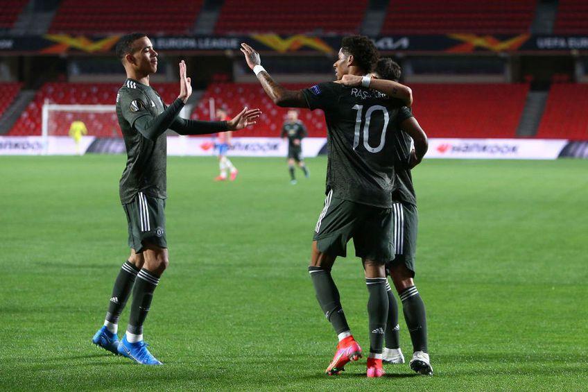 """Joi s-au disputat meciurile tur din """"sferturile"""" Europa League: 3 favorite - AS Roma, Villarreal și Manchester United - au făcut un pas mare către semifinale."""