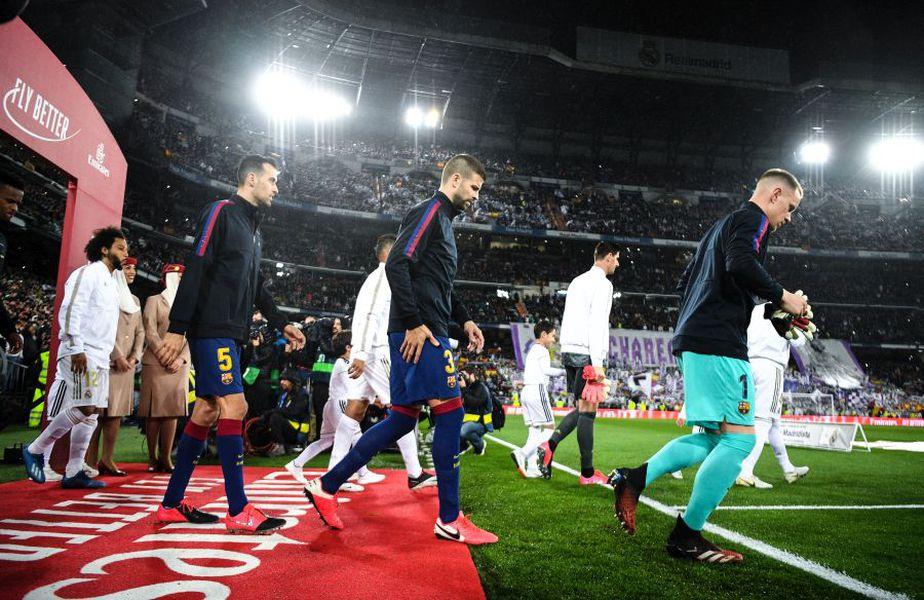 Fotbalul din Spania va reveni în luna iunie
