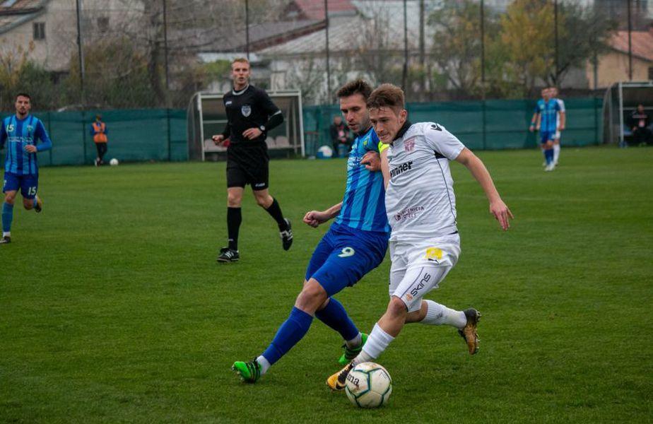 Sezonul din Liga 3 va fi înghețat // Sursă foto: Facebook @Progresul Spartac