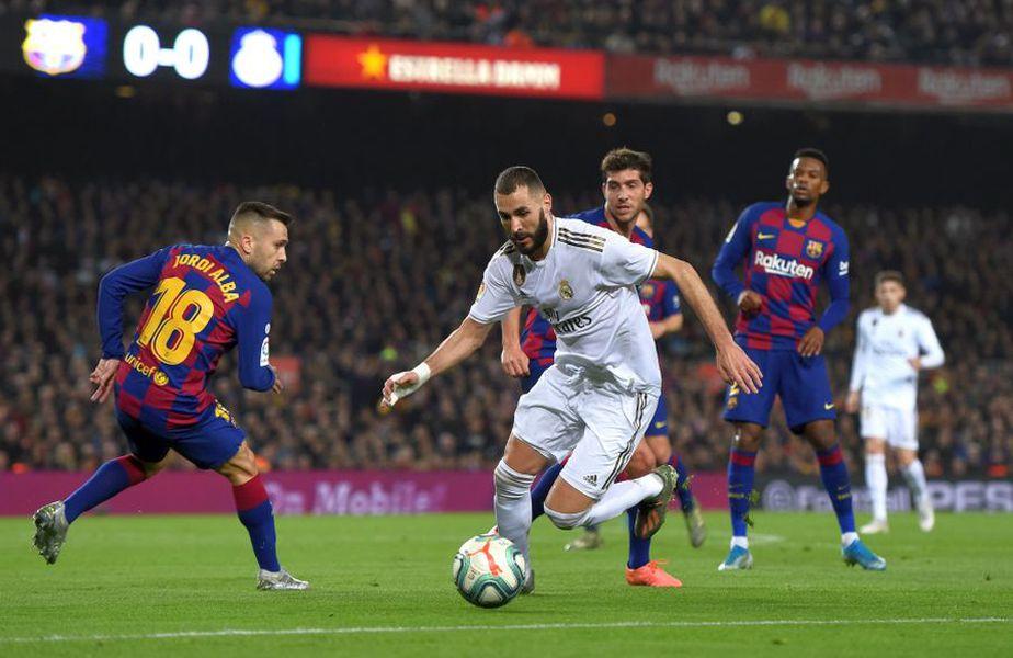 Barcelona și Real Madrid se află pe primele două poziții în La Liga // sursă foto: Guliver/gettyimages