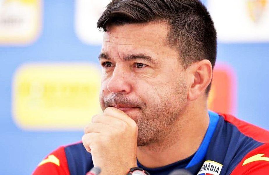 Cosmin Contra a refuzat să devină antrenorul Universității Craiova