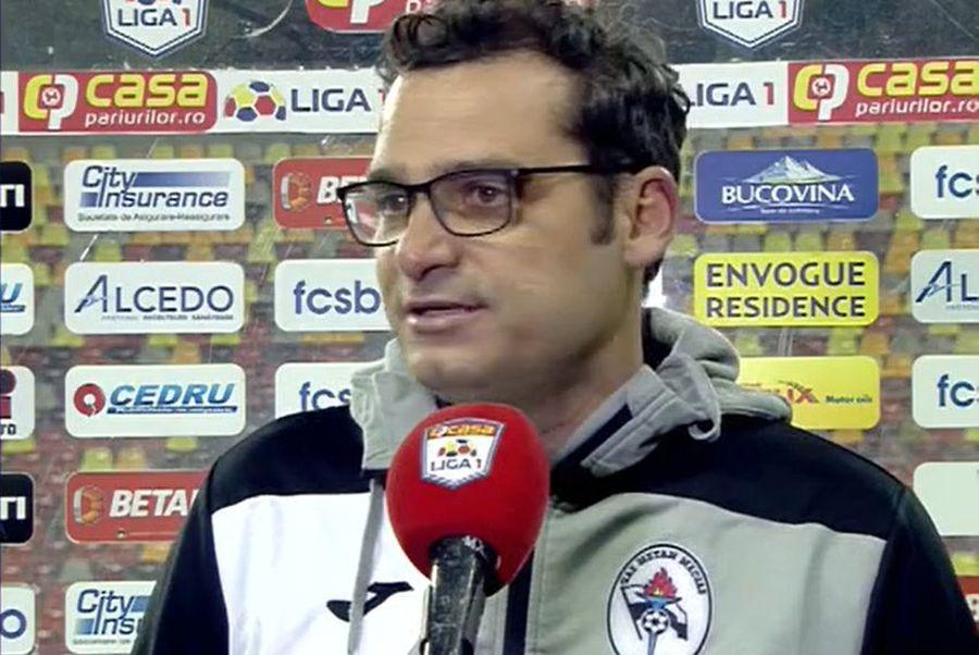 """Anunț neașteptat al unui antrenor din Liga 1: """"Mai stau cinci ani și mă las!"""""""