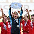 Bayern Munchen e campioana Germaniei, ediția 2020/21, cu 3 runde înainte de final.