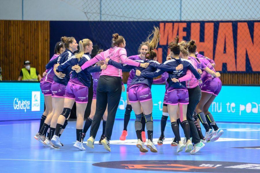 Nantes Atlantique - Minaur Baia Mare 36-34. Minaur a pierdut în semifinalele EHF European League. Dezastru pe interul stânga!