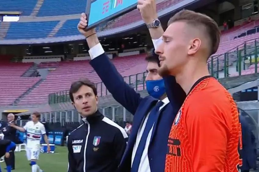 Ionuț Radu / Captură Look Sport