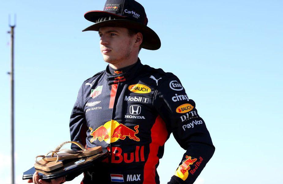 Max Verstappen este un pilot excelent în Formula 1, dar și campion în FIFA 20. Foto: Guliver/GettyImages