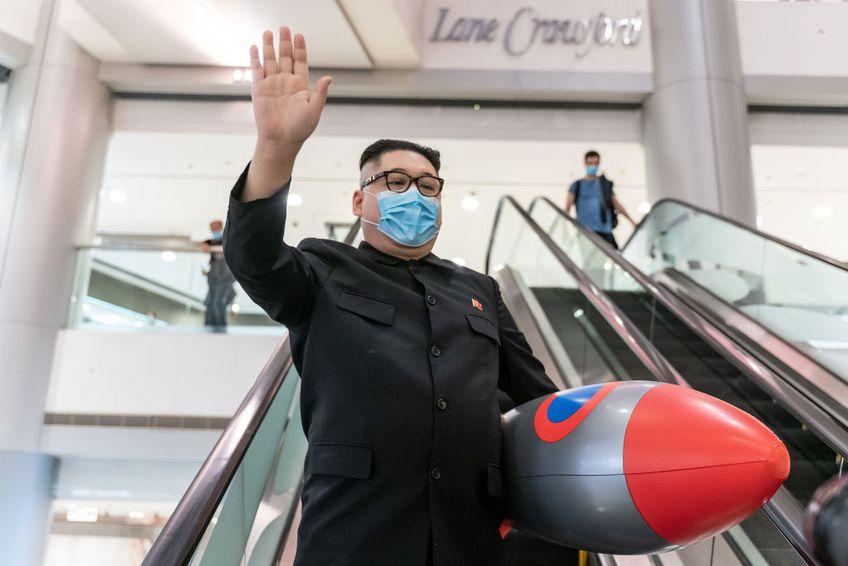 Kim Jung-Un, liderul Coreea de Nord