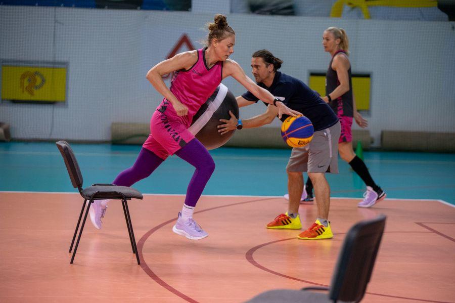 Trudă sub panou » Cum se pregătesc jucătoarele României pentru Jocurile Olimpice de la Tokyo