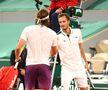 Stefanos Tsitsipas - Daniil Medvedev, Roland Garros 2021