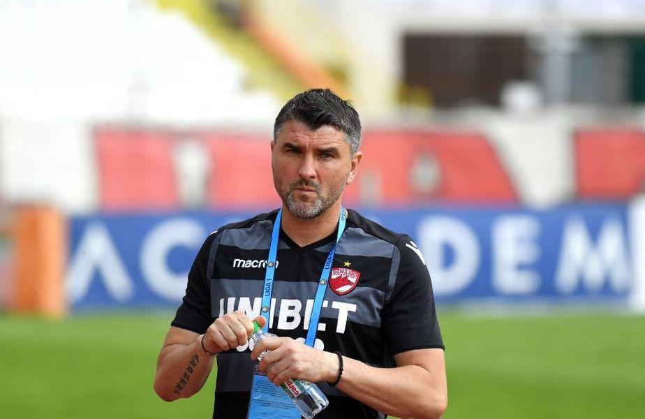 Adrian Mihalcea, antrenorul lui Dinamo