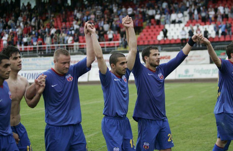 11 goluri a marcat Petre Marin în cei 18 ani de carieră