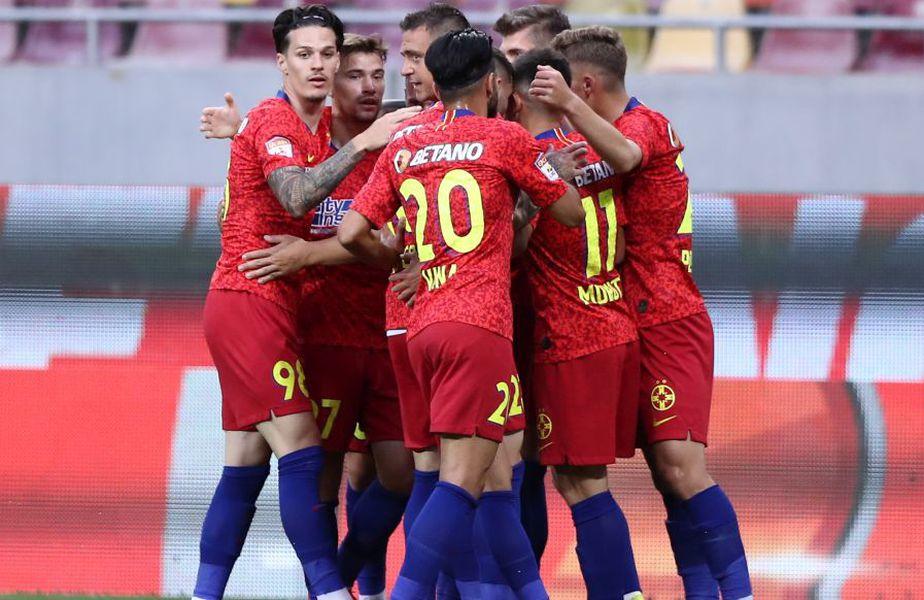 FCSB este aproape calificată în finala Cupei României