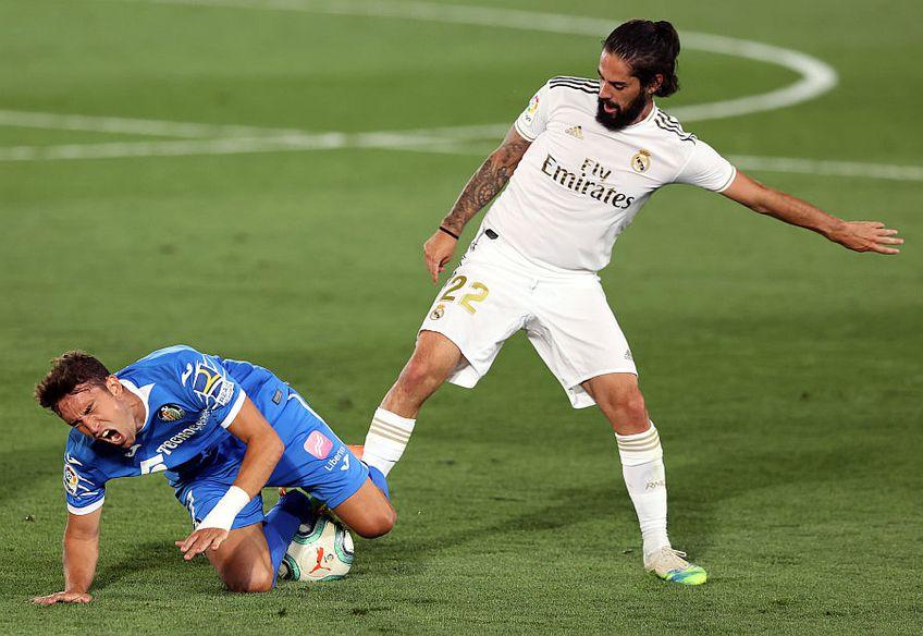 Isco impresionează la Real Madrid // FOTO: Guliver/GettyImages