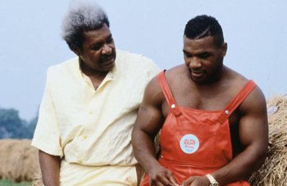 Don King și Mike Tyson