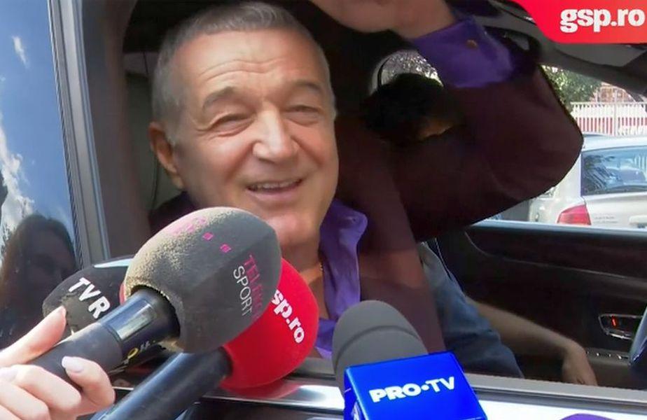 Gigi Becali, vorbind despre Edi Iordănescu înainte de FCSB-Dinamo