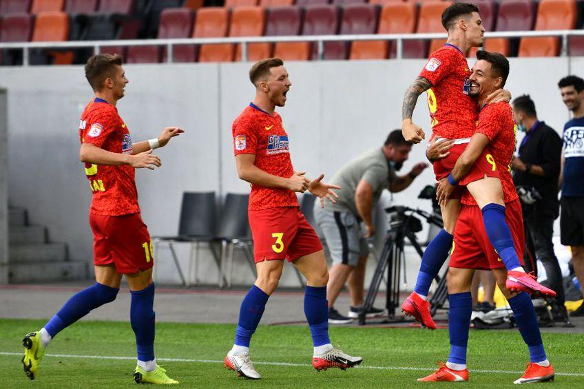 Adrian Petre a lămurit învingătoarea pentru finala Cupei după doar 80 de secunde de joc FOTO: sportpictures.eu