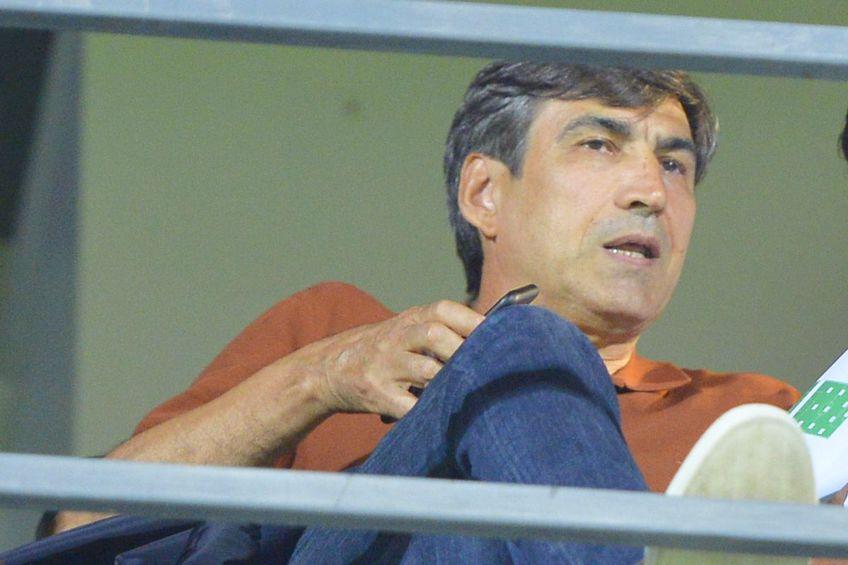 Victor Pițurcă (65 de ani), glorie a Stelei, are un reproș pentru constructorii noului stadion din Ghencea, anume calitatea scaunelor.