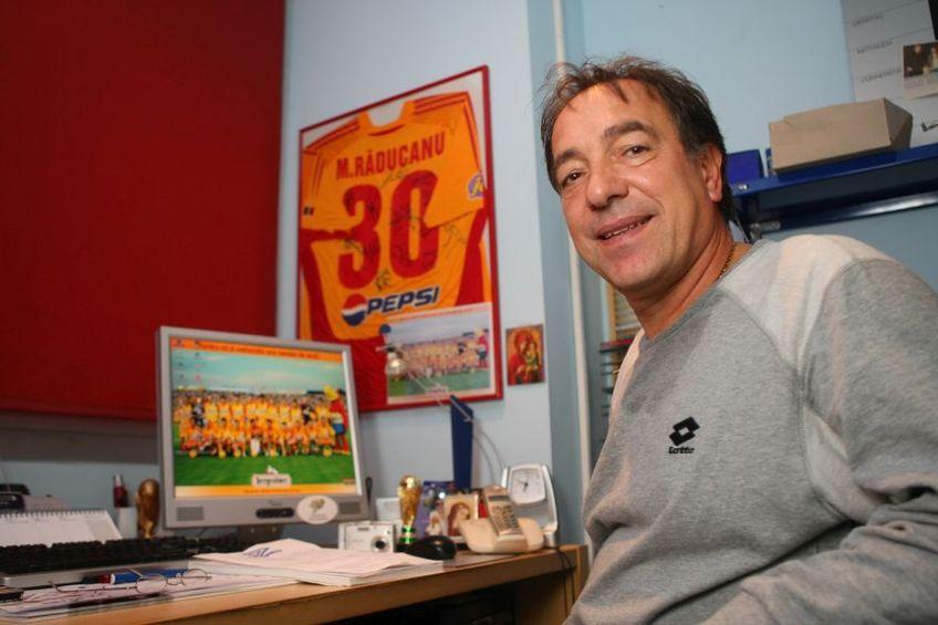 Marcel Răducanu (66 de ani), fostul mare fotbalist al Stelei, regretă că nu a fost invitat la inaugurarea noului stadion din Ghencea.