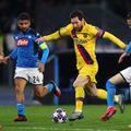 Barcelona și Napoli se vor întâlni sâmbătă seară, de la ora 22:00, într-un meci contând pentru returul optimilor Ligii Campionilor. În tur, scorul a fost 1-1.
