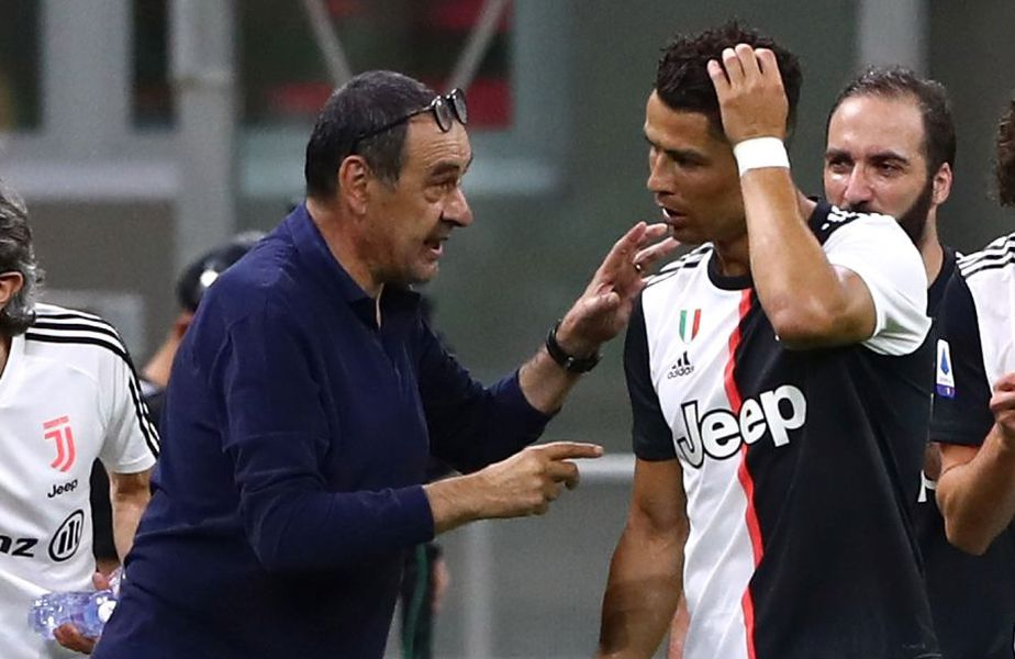"""Președintele Andrea Agnelli nu acceptă eliminarea lui Juventus din optimile Ligii Campionilor, după 2-1 cu Lyon (în tur 0-1):  """"Suntem foarte dezamăgiți"""". Sarri nu mai este antrenorul lui Juve."""