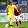 Nicușor Bancu, în Austria - România 2-3