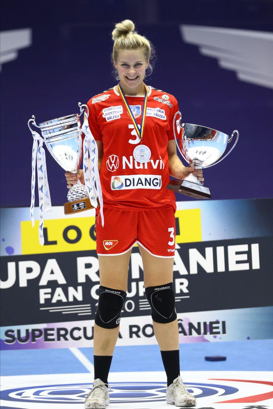 Primele trofee castigate in Romania FOTO Marius Ionescu